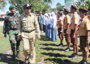 penutupan tmmd 2011 di desa riam berasap kecamatan sukadana