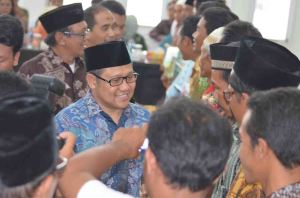 2 Kunjungan Kerja Menteri Tenaga Kerja dan Transmigrasi ; Muhaimin Iskandar Ke Kabupaten kayong Utara