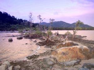 kayong utara 1234567890 pantai pasir mayang