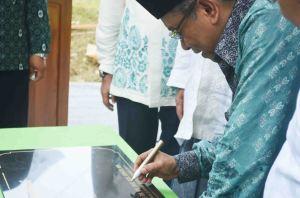 KH. Aqil Siraj Resmikan Gedung NU Kabupaten Kayong Utaraddddddddddddddd