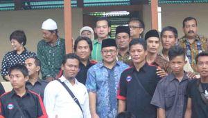 Kunjungan Kerja Menteri Tenaga Kerja dan Transmigrasi d; Muhaimin Iskandar Ke Kabupaten kayong Utara