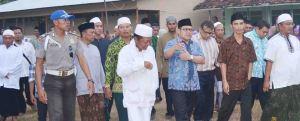 Kunjungan Kerja Menteri Tenaga Kerja dan Transmigrasi ; Muhaimin Iskandar Ke Kabupaten kayong Utara22