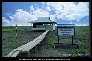 sd 14 kamboja pulau maya tanjung satai