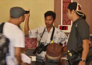 ujang tampoy naik uto kku kalbar  indonesia film indie lokal kayong utara   d