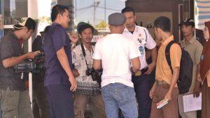 ujang tampoy naik uto kku kalbar  indonesia film indie lokal kayong utara  d9
