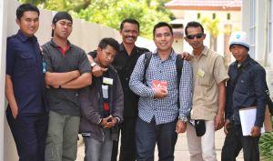 ujang tampoy naik uto kku kalbar  indonesia film indie lokal kayong utara dfd