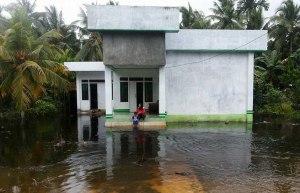 Banjir, Budiman Nipah Kuning KKU Kalbar