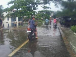 Banjir Pulau Kumbang KKU 3