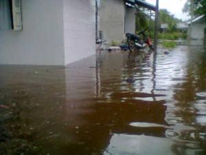 banjir rantau panjang kku kalbar