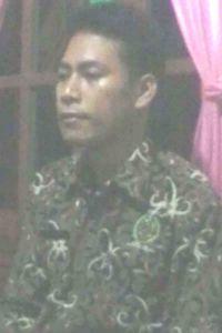 Kepala Desa Padu Banjar Warta Kayong Kalbar