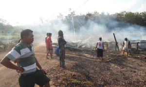 Kebakaran Gereja Rapa 3 Warta Kayong Kalbar