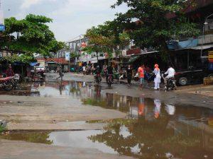 Pasar Teluk Melano Warta Kayong Kalbar