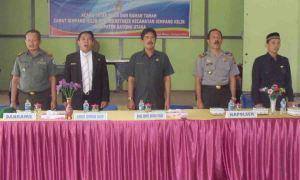 Ramah Tamah Camat Simpang Hilir KKU Warta Kayong Kalbar