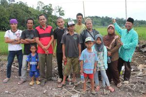 Serah Terima tanah, lebih 100 Hektar Untuk PONPES Ahluddunya…!qawweqw