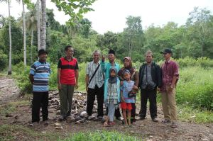 Serah Terima tanah, lebih 100 Hektar Untuk PONPES Ahluddunya…!sssssssssssssss