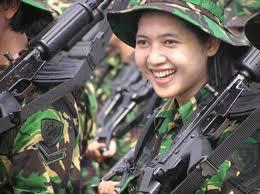TNI-Wan Warta Kayong Kalbar