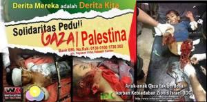 Anak-anak Gaza Korban Israel