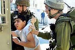 kebiadaban israel terhadap anak-anak palestina