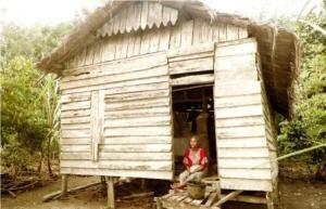 busiah nenek renta usia 90 tahun di medan jaya
