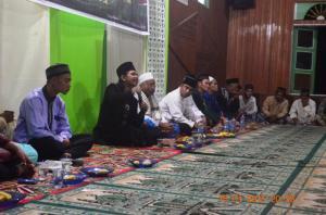 Remas babul Hasanah Sukses Acara Maulid 1436 HTahun 2015  f