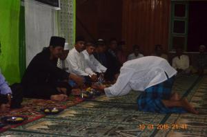 Remas babul Hasanah Sukses Acara Maulid 1436 HTahun 2015 ty