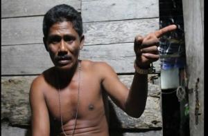 umardi dan Pasukan Penjaga Pulau Penebang 2014