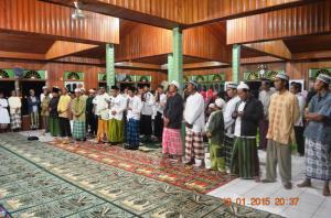 v Remas babul Hasanah Sukses Acara Maulid 1436 HTahun 2015