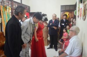 adat budaya pernikahan tionghoa kayong utara 2015