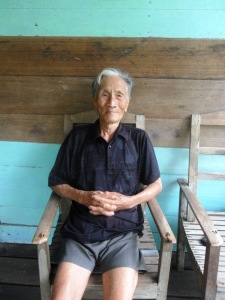 Asi, alias Then Shien Khian (Saksi hidup Bujang Kerepek)