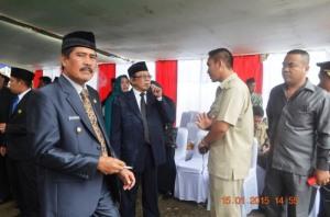 pelantikan ketua dprd kayong utara 2015 - 2020 a