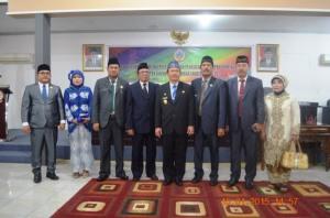 pelantikan ketua dprd kayong utara 2015 - 2020 l