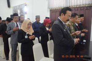 pelantikan ketua dprd kayong utara 2015 - 2020 q