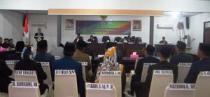 pelantikan ketua dprd kayong utara 2015 - 2020