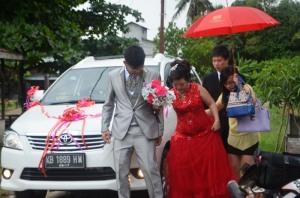 teluk batang adat budaya pernikahan tionghoa kayong utara 2015