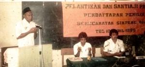 IMAM BUJAN RAMLI sosok ikhlas pelayan umat teluk melano 1934 2013