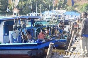 Jeritana Nelayan Pulau Karena Perubahan Iklim 2015