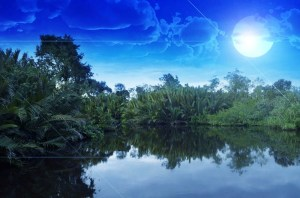 misteri--Misteri Sungai Kali Alam angker sei sepeti _podo rukun_ banyu abang_ wonorejo_telaga arum_Seponti--ok 2015