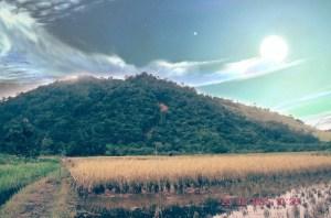 utama-1-Waspada-Bencana-Mengintai-ok gunung retak sukadana 2015