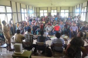 Rapat Koperasi PSAS Desa Batu Barat _DSC0477 kecamtan simpang hilir