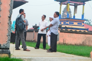 Keramahan Warga Negeri Bertuah yang Membuat Betah koord jurnalis trip festival karimata