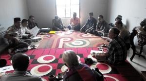 rapat pembentukan panitia penyusunan buku sejarah kabupaten kayong utara