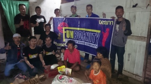 FUNBORNITY (Fish Hunter Borneo Community) kalbar kku