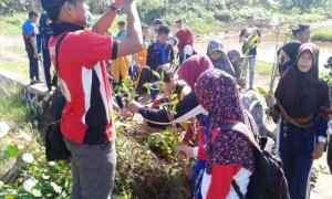 hari bumi sma pulau kumbang kabupaten kayong utara kalimantan barat