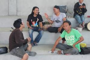 teater kayong utara skuter sail selat karimata 2016